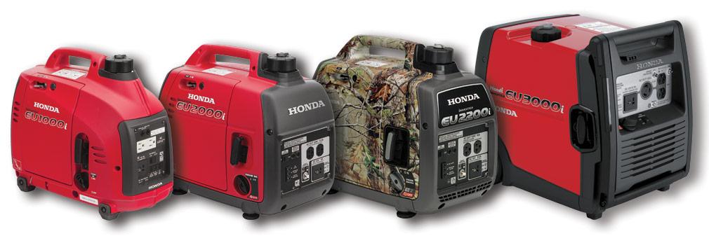 Honda Portable Generators